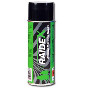 Аэрозоль для маркировки животных RAIDEX 500 мл, зеленый