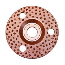 Диск для обработки копыт, редкое нанесение, ø 125 мм.