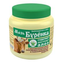 Мазь Буренка (серия Фито) с экстрактом алоэ (200г)..