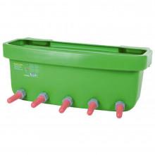 Ванна-поилка Multi Feeder,30 л, 5 сосок