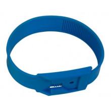 Ножная лента пластик, синяя, арт. 39019-06